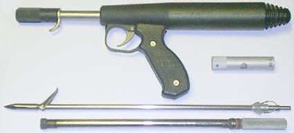 Ружье для подводной охоты лукич 390мм